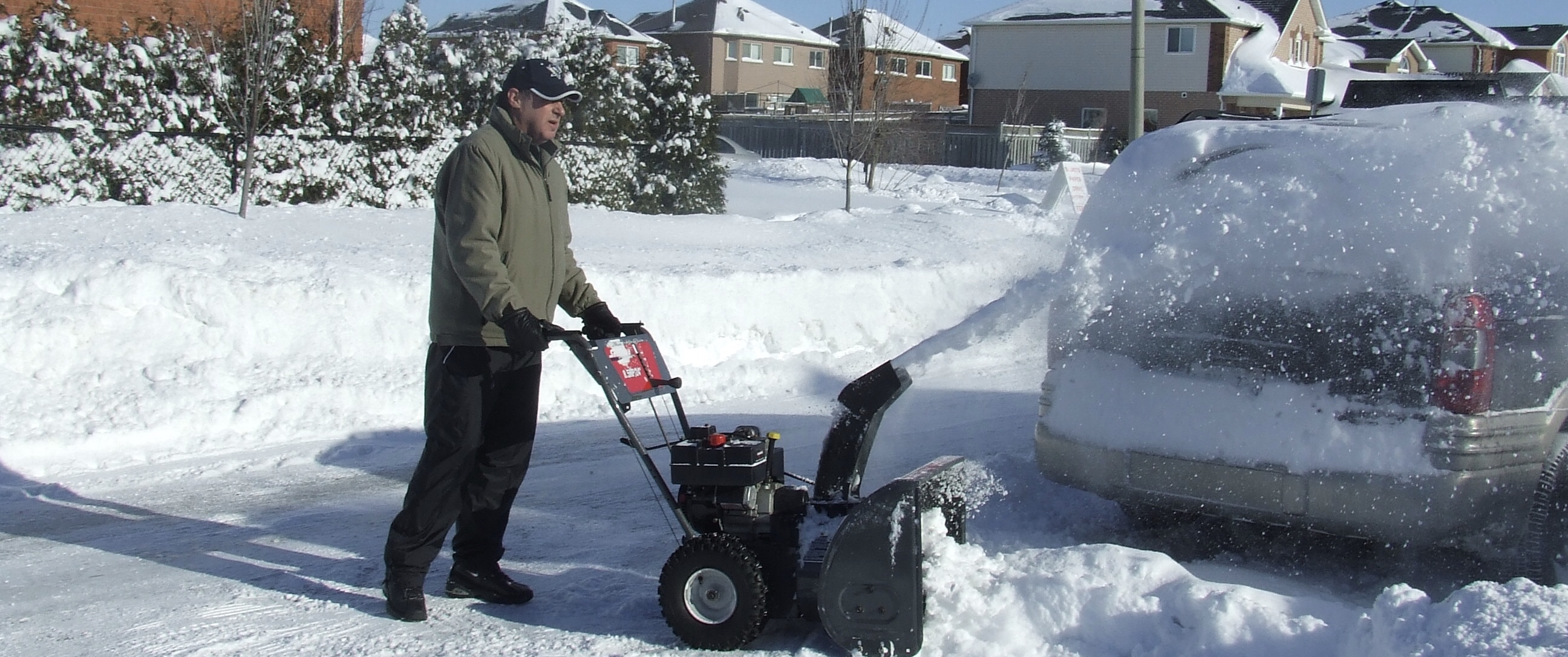 Over 15,000 snow blowers recalled in Canada after nearly 40 injuries reported