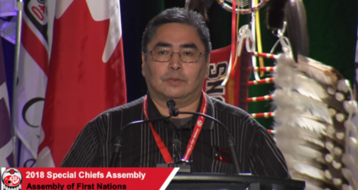 Grassy Narrows Chief rejects Trudeau's apology