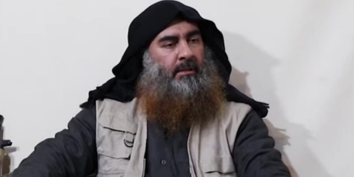 The world's most wanted terrorist leader has turned up on video for the first time in five years.