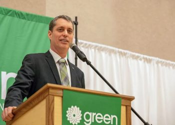Green Party MP's 9/11 truther comments land him in hot water
