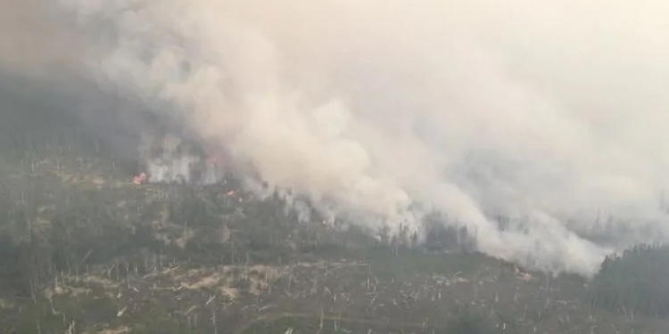 Evacuation order given for Wabasca and Bigstone Cree Nation