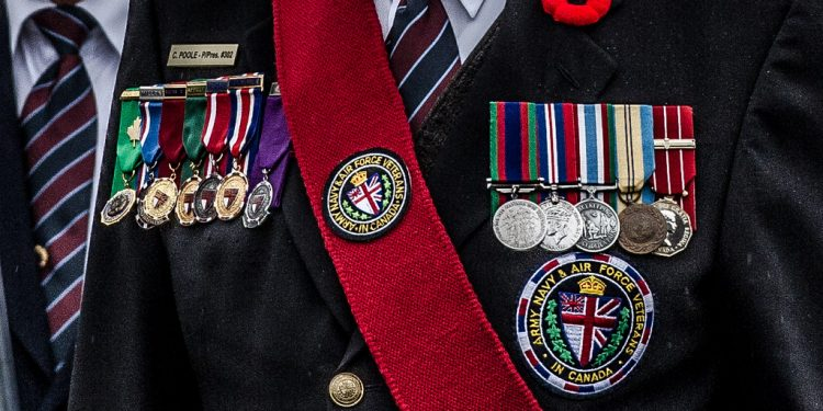 Veterans boycott Victoria after city councillor's tirade against Remembrance Day ceremony