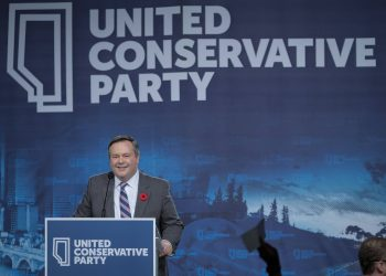 For Alberta, the only real choice is Jason Kenney's UCP