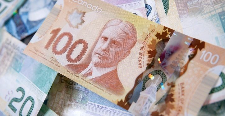 Expert tells Bloomberg that the Canada Dollar could fall to a record 62 US cents
