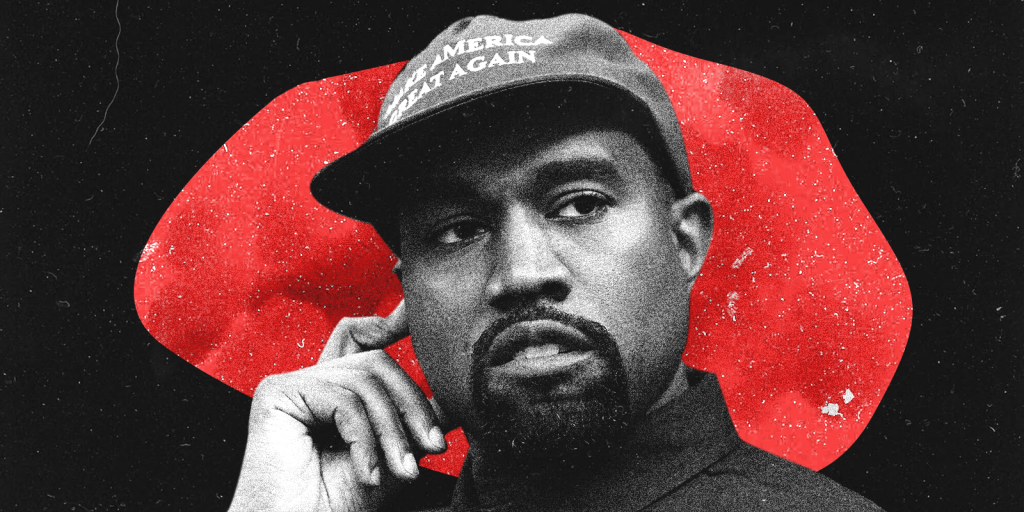 America can't quit Kanye