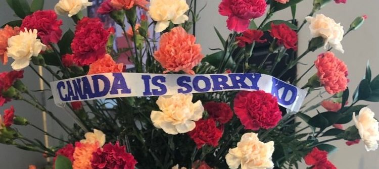 Fan sends flowers to Kevin Durant, apologizing on behalf of all Canadians