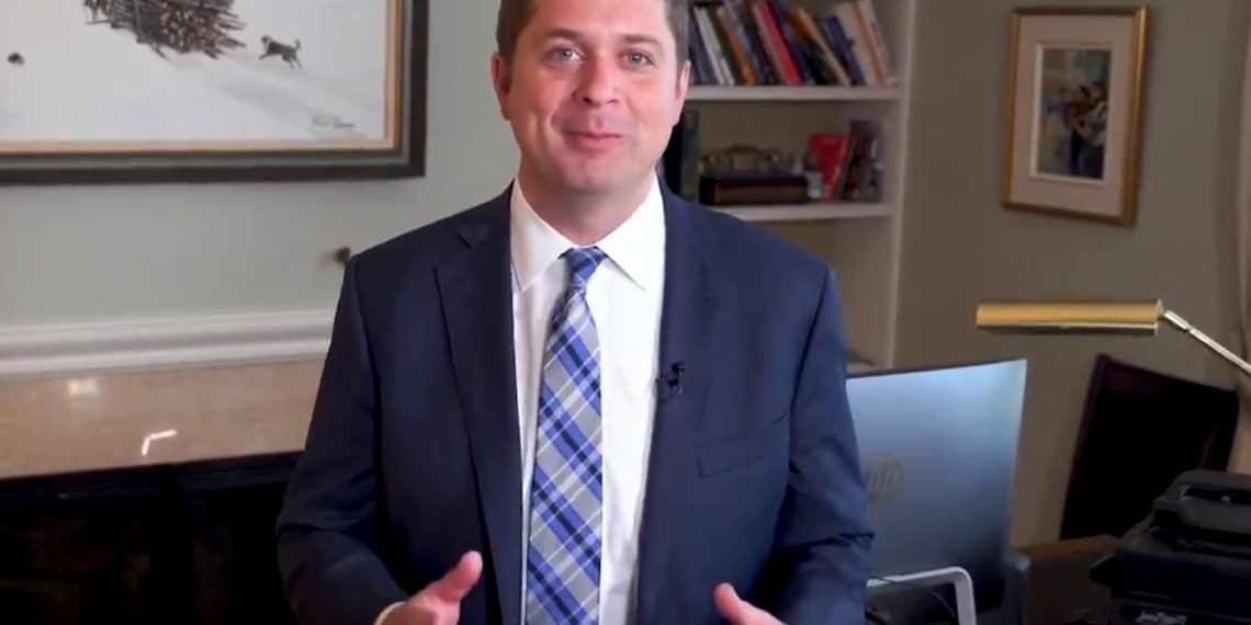 Andrew Scheer announces climate plan reveal date