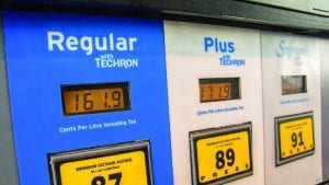 Fill up NOW. Gas prices across Canada are going to SPIKE this weekend