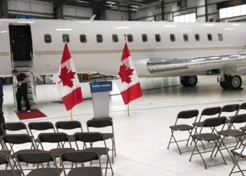Trudeau government awards private jet company $5M in subsidies