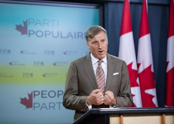 Bernier's immigration policy is backed by his libertarian ideals