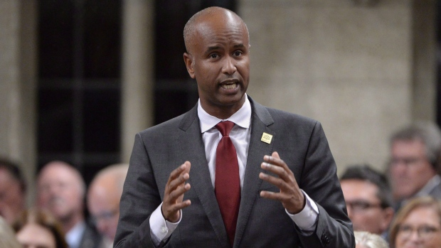 Immigration Minister Ahmed Hussen calls for more arrivals—?many Canadians want less