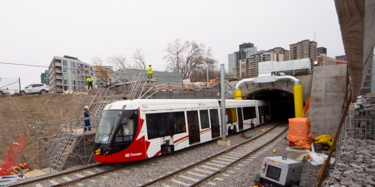 No 'Zooming Poutine' or 'Shania Train' for Ottawa: city tags light-rail with clichés and Rocket Richard