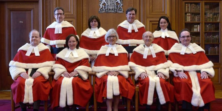 Politicians, not Supreme Court justices, need to engage with the public