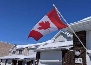 Air-force veteran forced to take down Canadian flag from condo unit