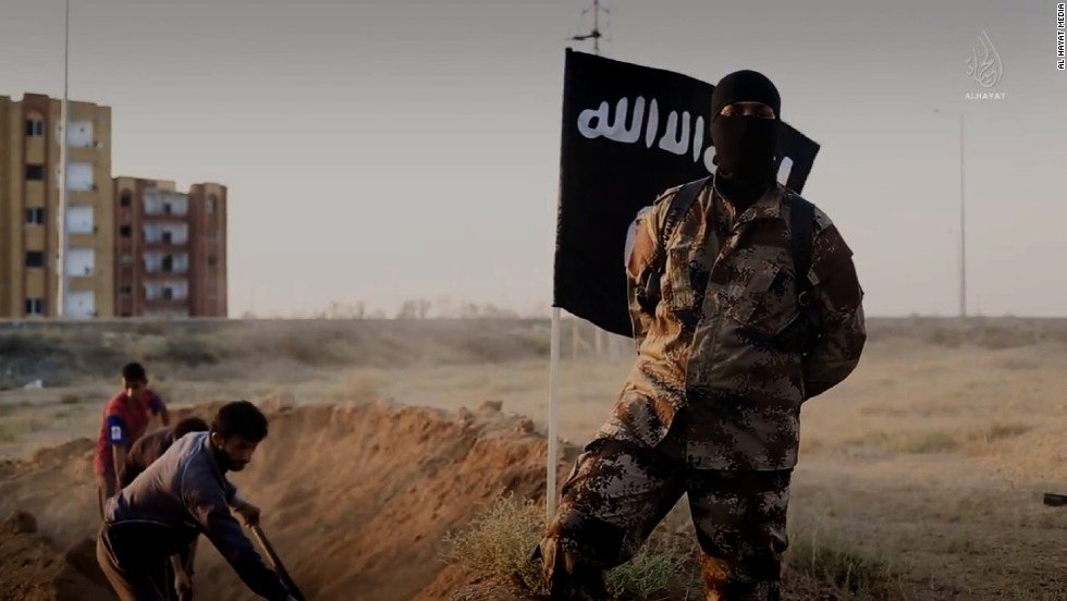 The ISIS Fighter Problem: What should the policy be?