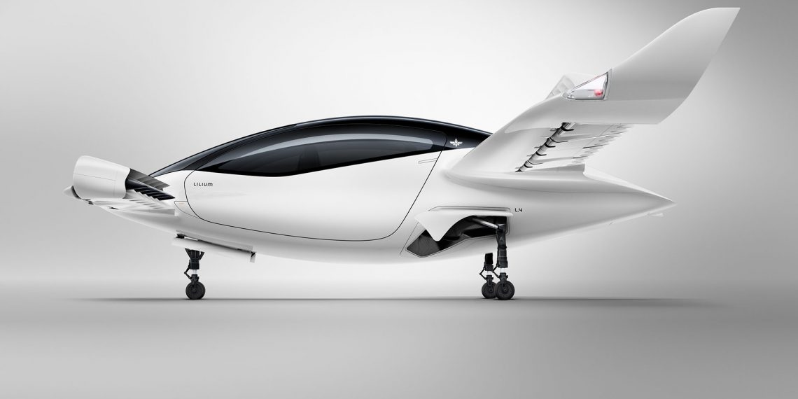 Startup aims to have flying taxi service that costs about the same as normal taxis
