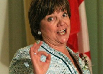 """Sheila Copps implies women are """"bitches"""" for standing up to Trudeau"""