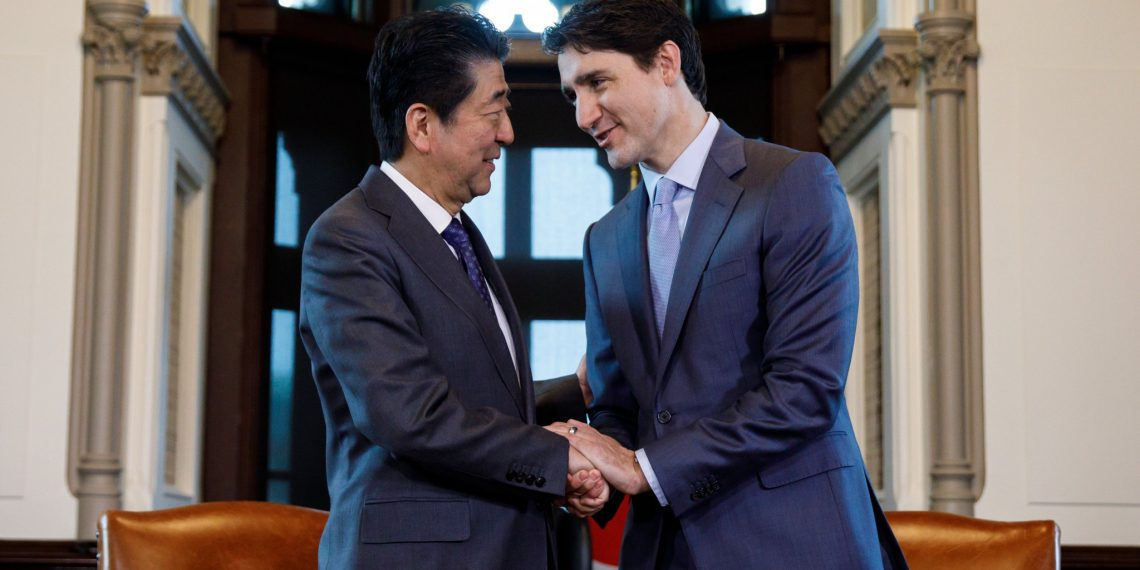 VIDEO: Justin Trudeau confuses Japan with China