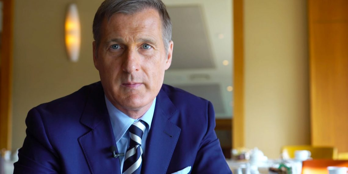 """""""They are rewriting history"""": Maxime Bernier defends Michael Cooper on CTV while Conservatives curiously absent"""
