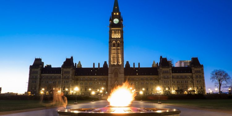 PARLIAMENT CHILL: Coldest first week of June since 1964