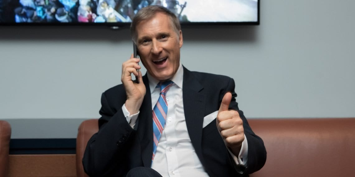 """Maxime Bernier's PPC release global warming policy rejecting """"alarmism"""""""