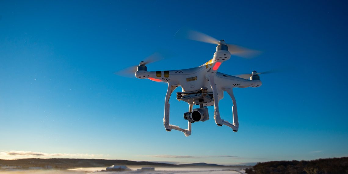 Operating a drone without license could cost you $5000