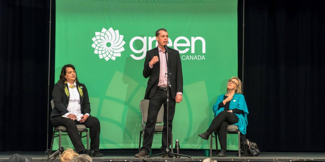 Newly elected Green MP previously banned from running for NDP