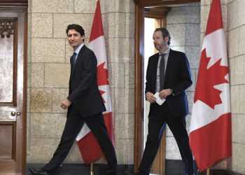 Leaked email reveals that Gerald Butts cashing in post-politics