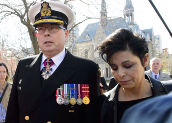 """Mark Norman had """"cabinet authority"""" from Harper government to talk about shipbuilding deal"""
