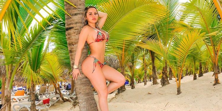 """Toronto """"chair girl"""" parties in the Dominican Republic against the advice of lawyers"""