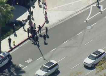 Potential active shooter situation reported in Century City Mall, Los Angeles