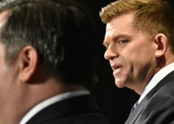 Is Brian Jean considering a run under the Freedom Conservative banner?