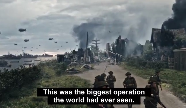 New heritage video pays tribute to the sacrifices of Canadian soldiers on D-Day