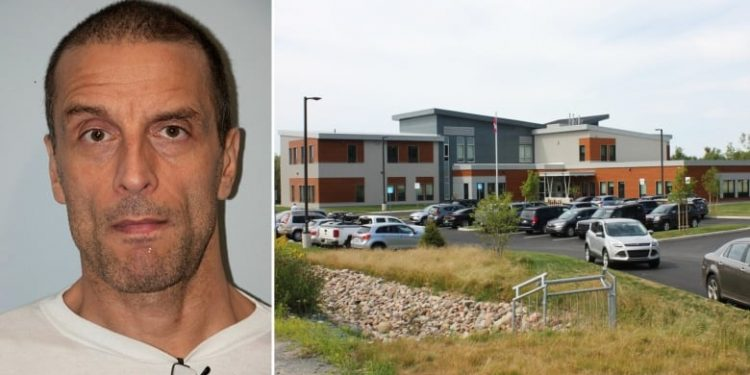 Only one halfway house in Canada accepted this high-risk offender