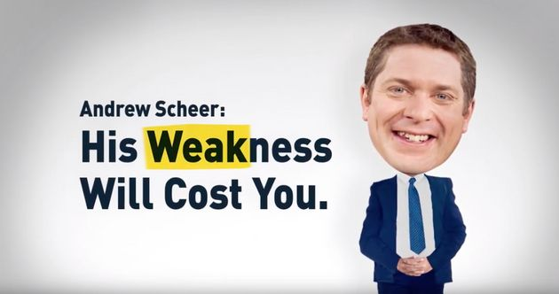 Union-funded anti-Conservative attack ads: Why are they so terrible?