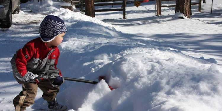 Chance of snow for Ontario on last weekend of April