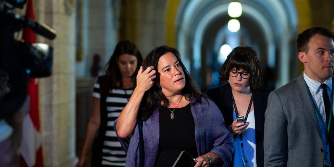 Jody Wilson-Raybould tried to prevent PMO tampering in judicial appointments