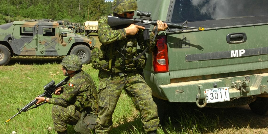 Canada needs a better funded military force