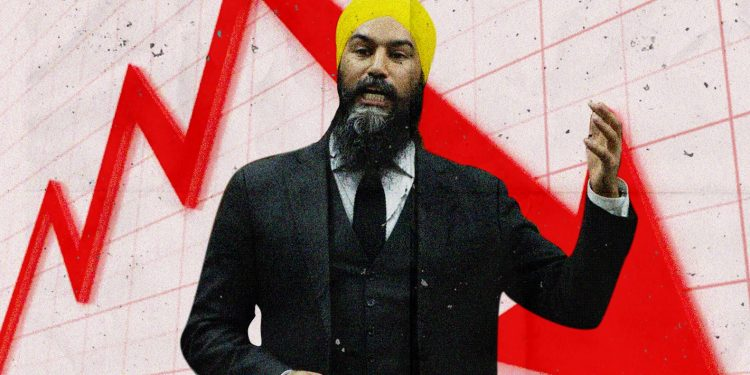 Jagmeet Singh wants to spend all of your money
