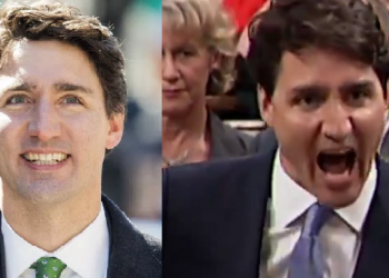 DZSURDZSA: Does Justin Trudeau have an anger management issue?