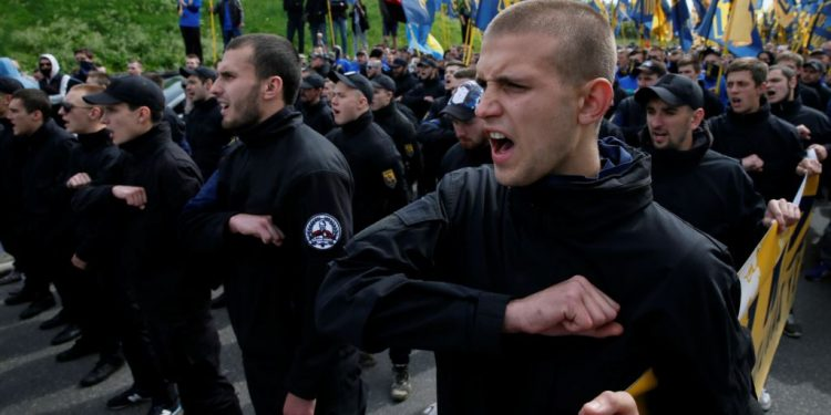 The Liberal government's dark relationship with the National Police of Ukraine (NPU)