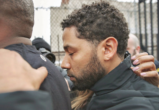Jussie Smollett must face justice and Kim Foxx must resign