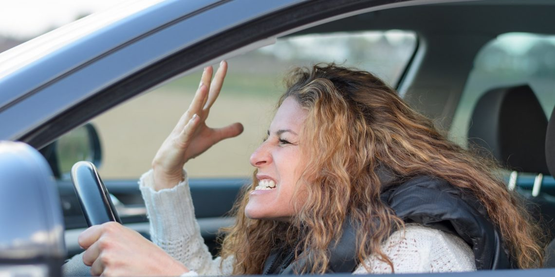 B.C. woman has machete pulled on her during road rage incident