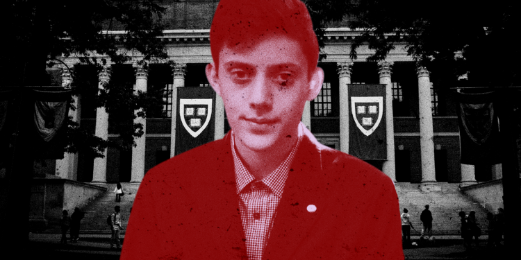 Harvard was wrong to rescind Kyle Kashuv's acceptance