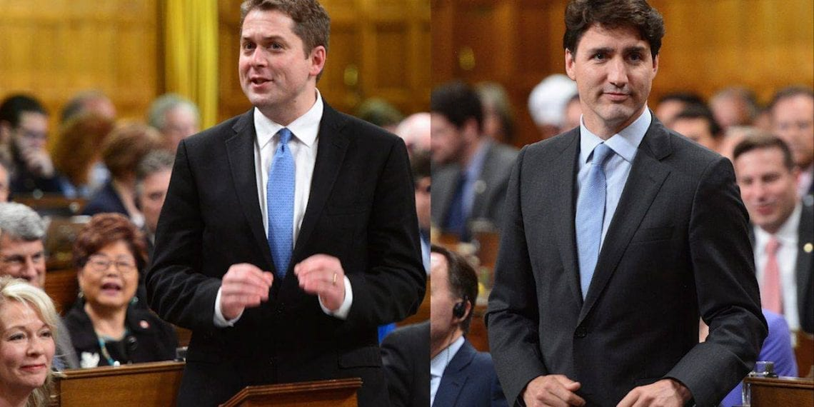 CBC poll tracker reports a 41% chance of a Conservative majority
