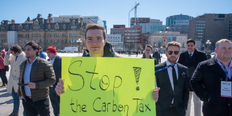 Canadians want to solve climate change without a carbon tax