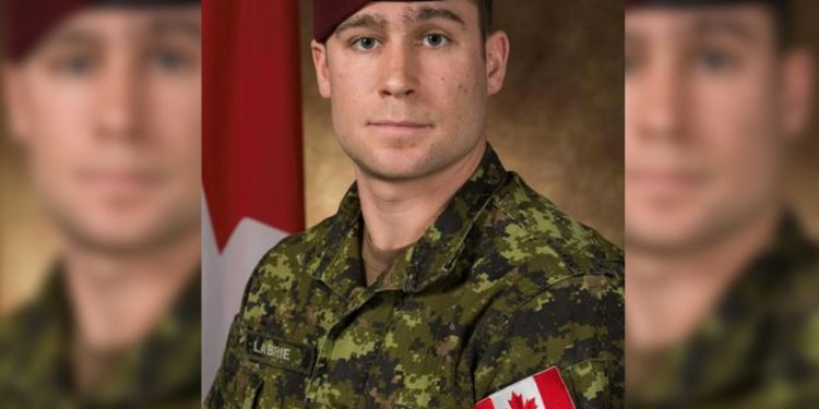 Canadian soldier dies in NATO training exercise