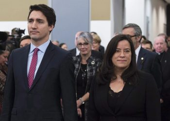 Jody Wilson-Raybould was contacted by RCMP regarding SNC-Lavalin