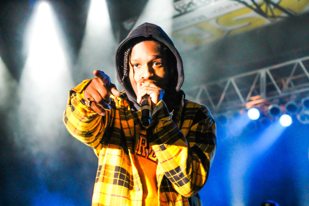President Donald Trump just tweeted that American rapper A$AP has been released from Swedish prison after being locked up on assault charges.