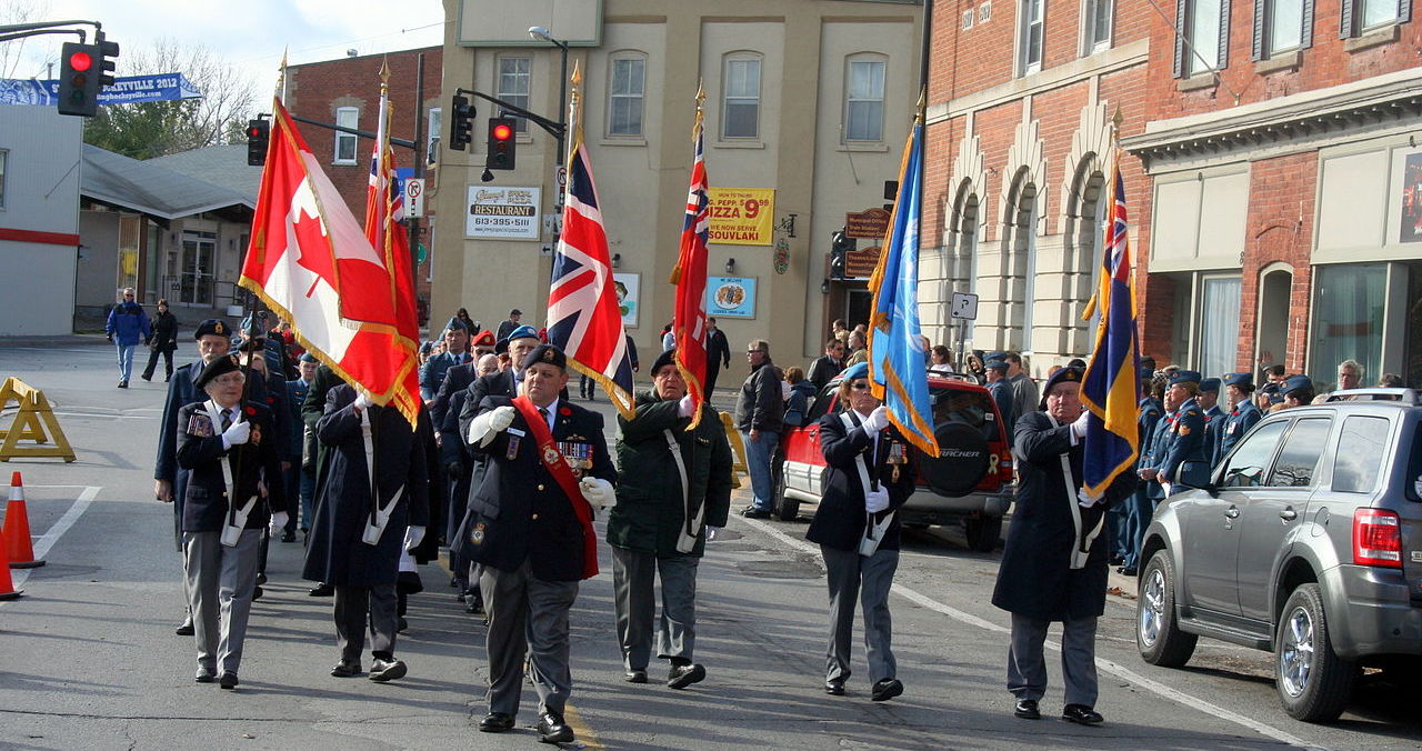 Ontario politician pushes to prioritize Remembrance Day